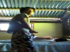 oriental lad 3 jerking off in bedroom -