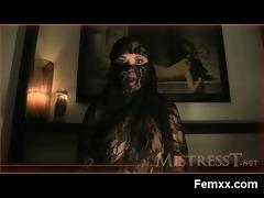 perverted nice-looking violent fem slavemaster