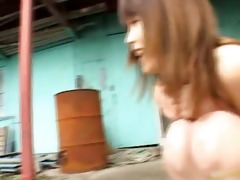 saki tsuji oriental honey shows off her cute part9