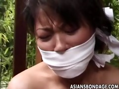 japanese bondage movie rope and fastened