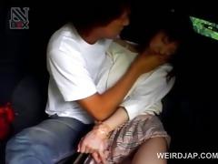 oriental schoolgirl turned sex slave receives