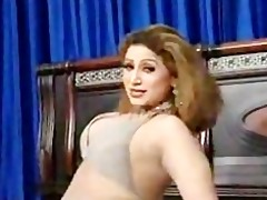 large arse paki aunty shakes her begumi tits to