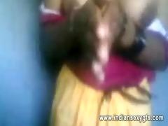 adhira showing to neighbor chap -