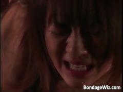 hawt oriental lady getting punished