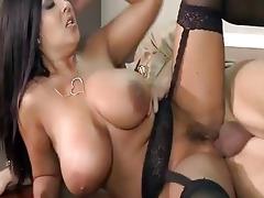 hitomi tanaka - fucking breasty oriental male
