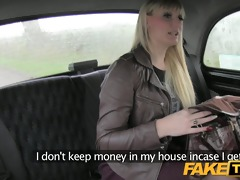 faketaxi mum swallows greater amount than her