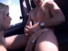 shelady thais schiavinato takes a hard wang in