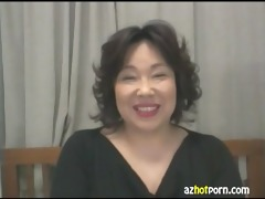 azhotporn.com - oriental milf willing for