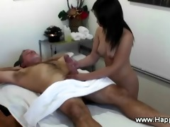 oriental masseuse sucks old mans ramrod