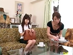 oriental lesbos the woman screwed by lady