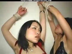 japanese lesbian babes in latex