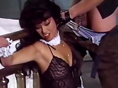 oriental maid screwed during the time that