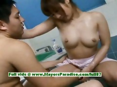 nao ayukawa blameless nasty oriental hotty gives