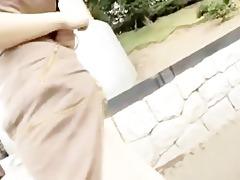 runna sakai oriental babe shows off cute part5