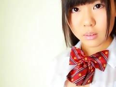 softcore oriental schoolgirl tease