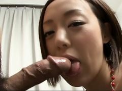 rina yuuki is an oriental sweetheart that is
