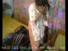 stripped wife bedrom scene