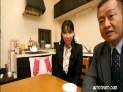 azhotporn.com - married oriental bitch satisfied