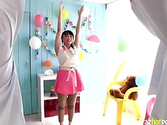 akane yoshinagas soothing breasty nursery