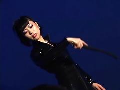 oriental femdom whipping