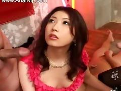 real pecker gagging bang from tokyo