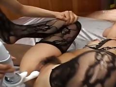 hot oriental booty fucking with underware