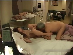 hiddencam - old japanese man fuck call gal