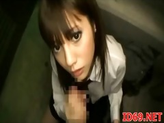 japanese av model hotty masturbates
