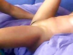hot oriental lily thai sofa fucking