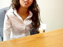 alexa & oriental interviewer