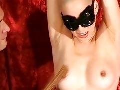 shaved oriental slavegirl kumimonsters servitude