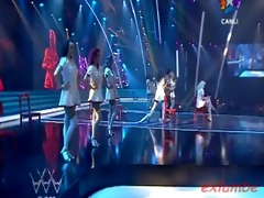 turkish nurses dance group