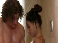hawt oriental fetish masseuse
