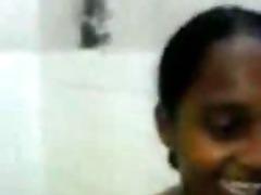 tamil cutie in shower