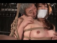 curvy jap d like to fuck in ropes submitted to