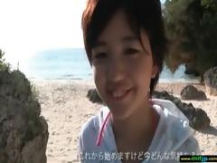 outdoor kinky japanese beauty get screwed hard