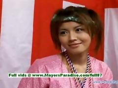 yuzuru japanese virginal oriental hotty is