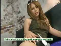 sakura kiryu blameless sexy japanese playgirl