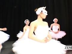 subtitled japanese cmnf ballerina recital