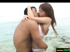 hot japanese angels make sex outdoor movie-07