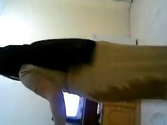 arabic dance witb boob flash