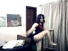 paki - hottest cutie undress teasing on cam from