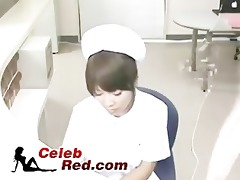 japanese invincible stud fuck nurses in hospital