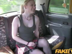 faketaxi media gal likes the infamous taxi knob