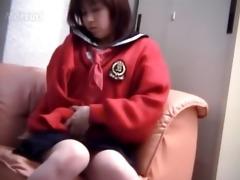 secret clip of non-professional japanese beauty