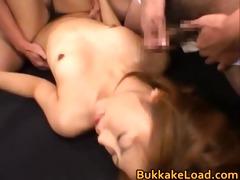 hitomi hayasaka pleasing oriental model