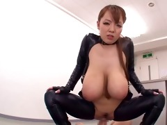 monster natural pantoons hitomi in latex -b$r