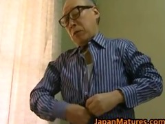 hawt oriental hottie has mature sex part11