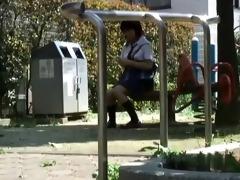 japanese panties-down sharking - students pt 0- cm