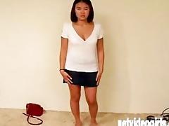 netvideogirls - jade calendar try-out